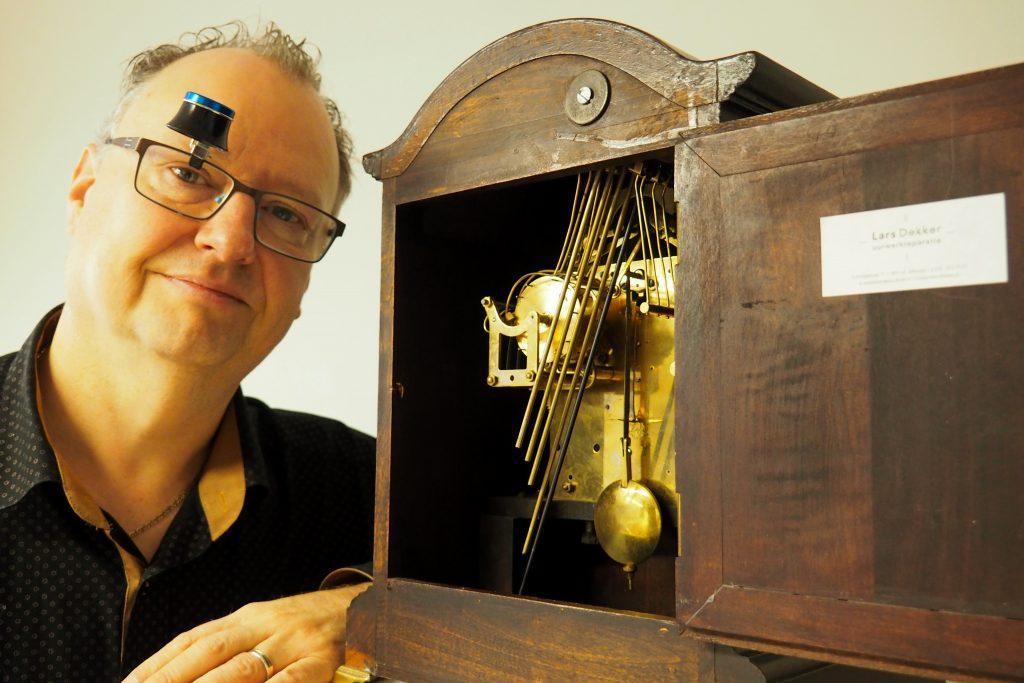 Klok reparatie- Lars Dekker uurwerkreparatie
