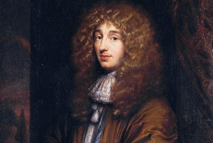 Christiaan-Huygens-door-Caspar-Netscher
