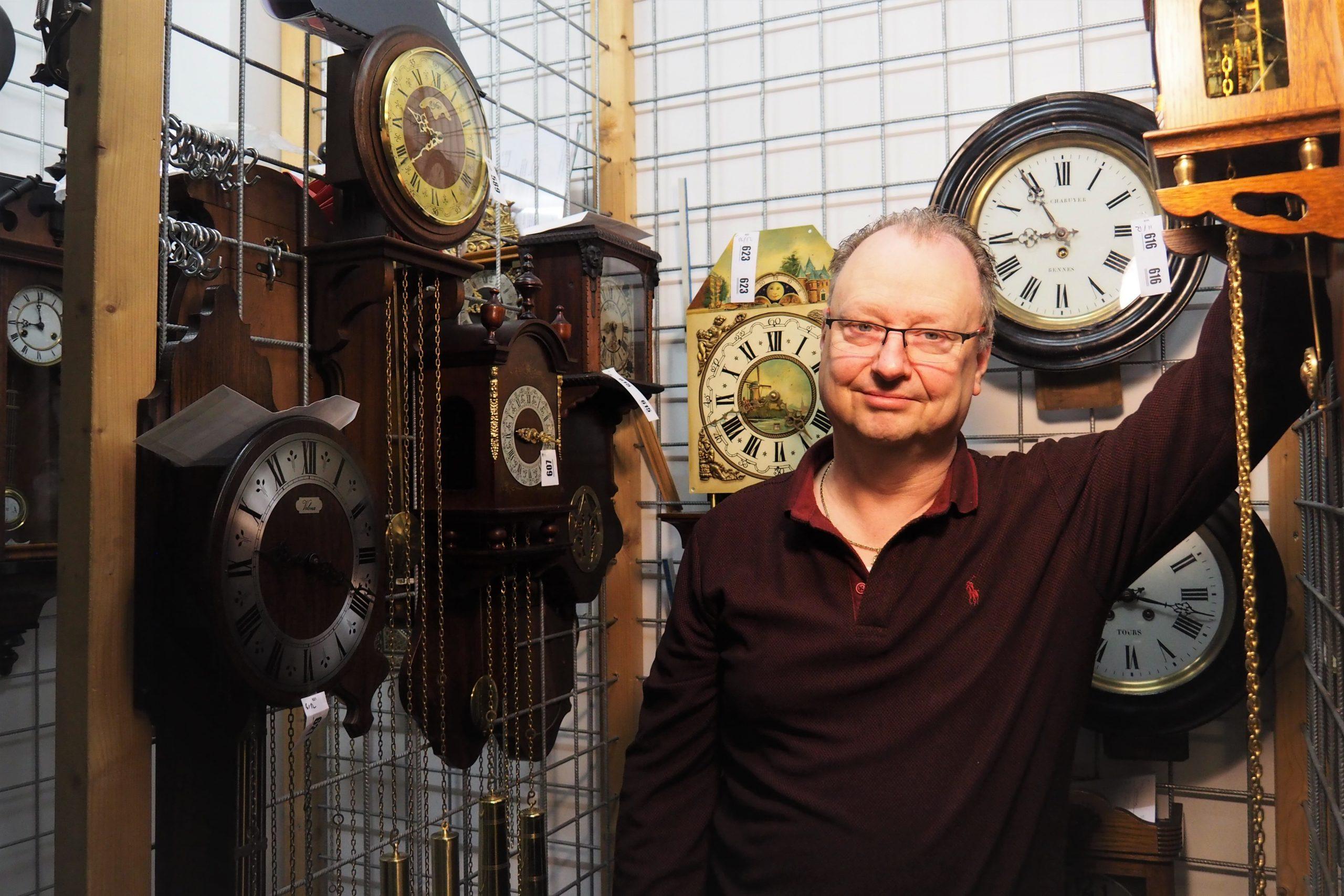 Klokkenmaker Lars Dekker Alkmaar