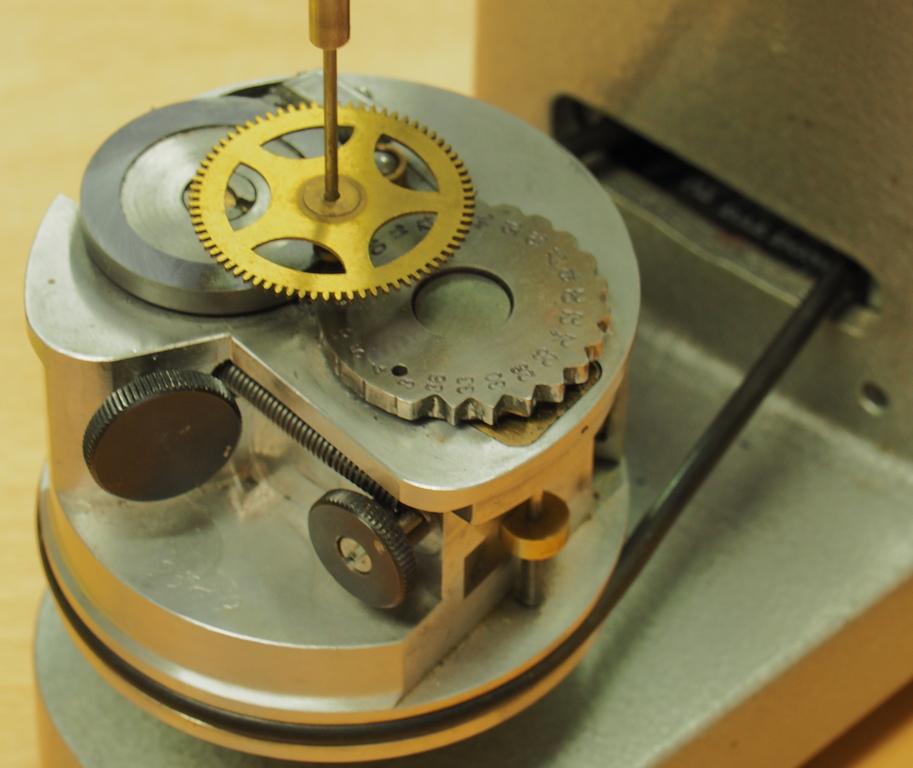 Rollimat - Klokkenmaker Lars Dekker
