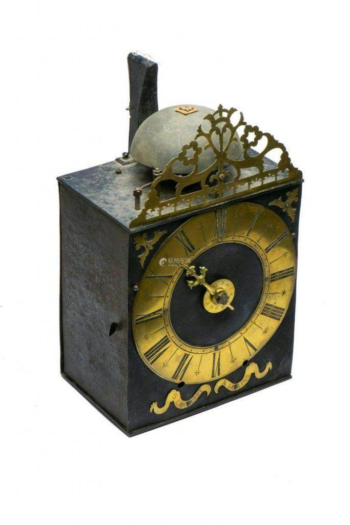 Mayet klok - klokkenmaker Lars Dekker