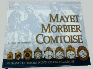 De comtoise klok – Morbier klok