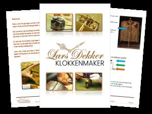 Klokkenmaker Lars Dekker - Klokkenmaker tips