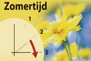 Zomertijd - klokkenmaker Lars Dekker